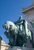 Statue Of Árpád