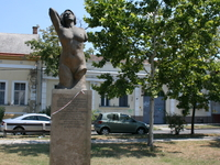 Statue of the Hungarian Pain
