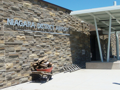 St. Catharines Niagara District Airport