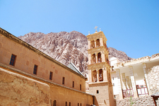 St. Catherine Monastery Bell Tower - Egypt Sinai