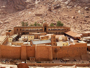 Private Tour: St Catherine's Monastery and Moses' Mountain at Sunrise Photos