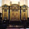 St Clement Eastcheap Inside