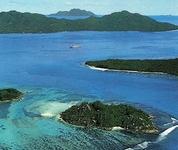 Ste Anne Island