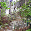 Steep Path In Kurpark