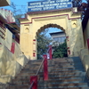 Steps Leading Up To Sukreswar Temple