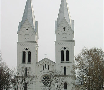 St Jacobs Church In Alanta