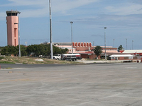 V.C Bird International Airport