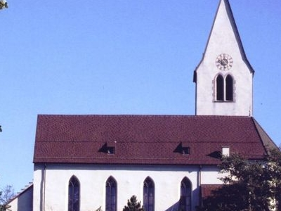 St .  Maria In  Bendern