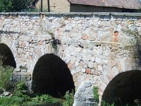 Stone-Bridge With Three Holes