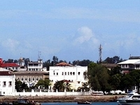 Stone Town/Prison Island (Full Day, Lunch Excluded)