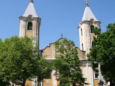 St. Orbán Church, Gyöngyös