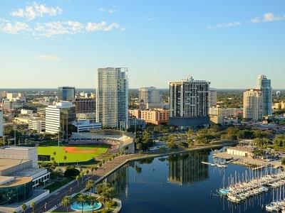 St. Petersburg FL