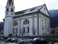 St Petrus Pfarr und Wallfahrtskirche