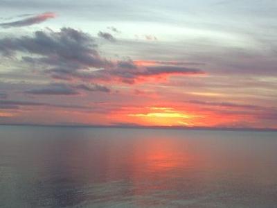 Strait Of Magellan Dawn
