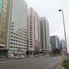 Street In Downtown Abu Dhabi