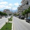 Street In Sparti