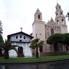 Structure Of Mission San Francisco De Asís