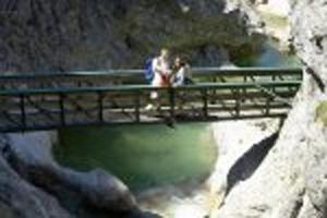 Stuibenfall Waterfall