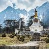 Stupa @ Yumthang - Lachung