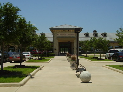 Sugar Land Regional Airport