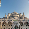 Sultan Ahmet Mosque Courtyard