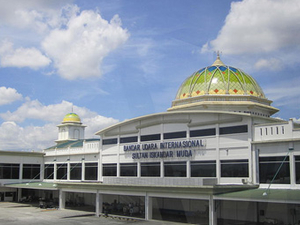 Sultan Iskandar Muda International Airport