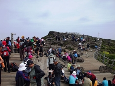 Summit Crowds