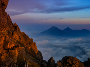 Mt. Merapi Daily Trekking Tour Photos