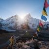 Sunrise Over Mount Everest From Kala Patthar - Nepal Himalayas