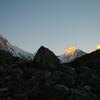 Sunset In Nepal