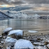 Sunset Near Tromso - Norway