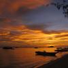 Sunset On Bounty Beach