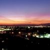 Sunset Over Lancaster California