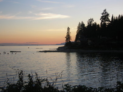 Roberts Creek Beach