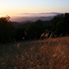 Sunset View From Fremont Peak State Park
