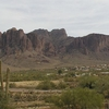 Superstition Mountain Peak - Arizona