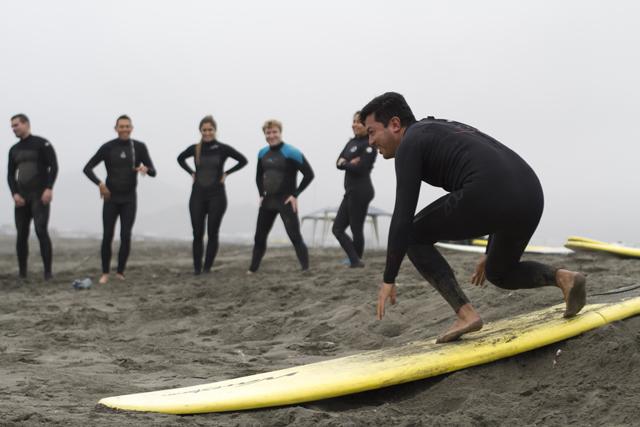 Surf Lessons Photos