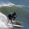 Surfing SanFran Bay