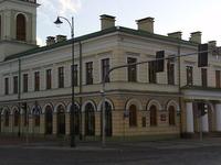 Suwalki - Town Hall and guard room