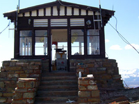 Swiftcurrent Fire Lookout