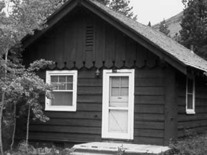 Swiftcurrent Ranger Station Historic District