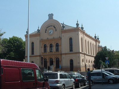 Synagogue-Pécs