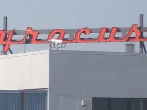 Syracuse Hancock International Airport