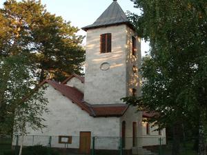 Szent Anna Roman Catholic Chapel