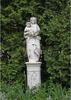 Szent Borbála Sculpture