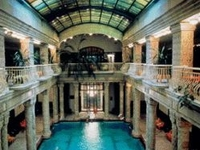 Szent Gellért Medicinal Spa and Swimming Pool