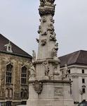 Szentháromság - szobor