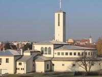 Szent István Church-Sopron