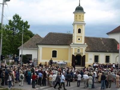 Szent János és Pál Chapel, Szekszárd