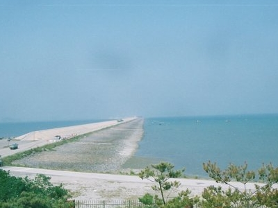 sea in koreas saemangeum down to fuel north jeollas tourism